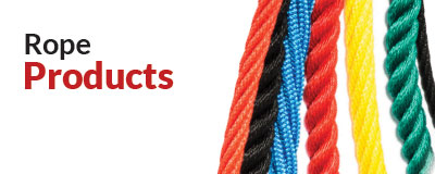 Rope Products - ropes for playgrounds